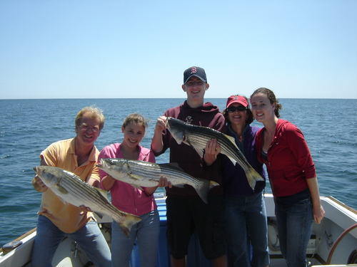 cape cod fishing charters chatham for stripers striped